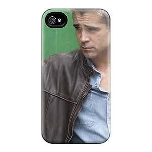 Cute High Quality Iphone 4/4s Bodyguard Colin Farrell Case