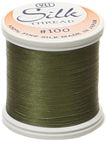 (YLI 20210-264 100wt T-12 Silk Thread, 200m)