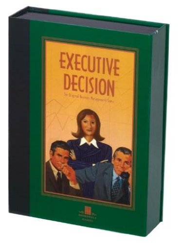 Executive Decision SW (MINT/New)