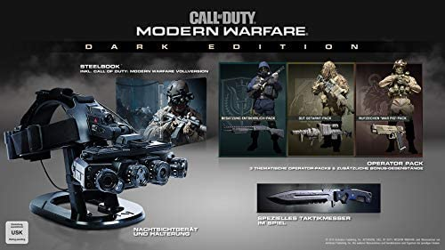 Call of Duty: Modern Warfare - Dark Edition - Xbox One ...