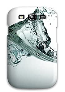 Tpu Fashionable Design Living Water Desktop Rugged Case Cover For Galaxy S3 New