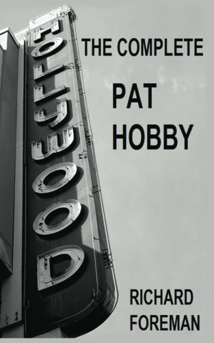 book cover of The Complete Pat Hobby