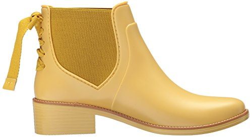 Boot Rain Bernardo Women's Paige Misted Rubber Yellow 4vtxFwt0