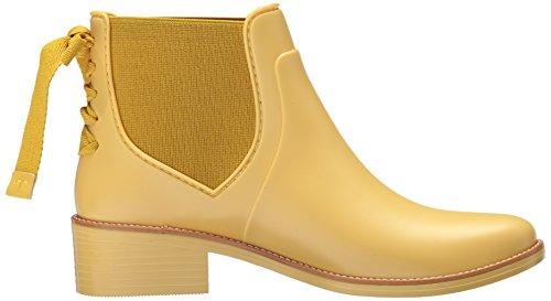 Misted Boot Yellow Rain Women's Rain Bernardo Paige Rubber qH4wXR4