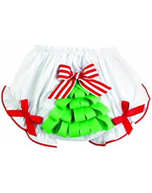 Christmas Tree Bloomers Size 0-6 Months - 130061