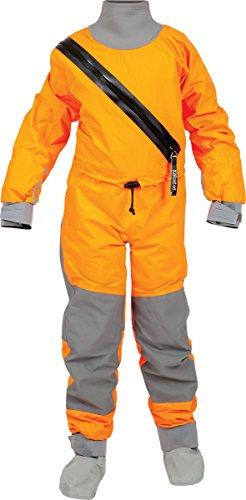 Supernova Semi-Dry Paddling Suit-Orange-L ()