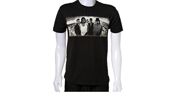 U2 - Camiseta - Hombre - (Camiseta) U2 - Joshua Tree: Amazon.es: Ropa y accesorios