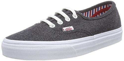 Vans Mens Authentic Wool Sport Pewter/Wh - Authentic Wool Shopping Results