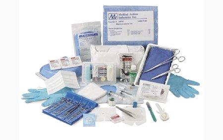 Sharp Debridement Kit Sterile, 1 ea