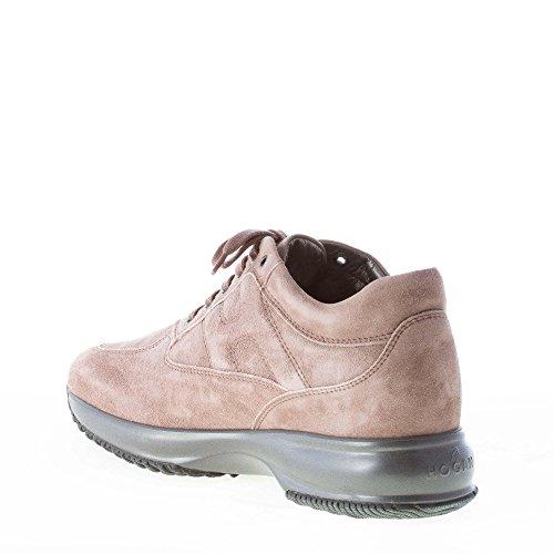 Scarpe Beige Sneaker Hogan Hxw00n00010cr0c407 Interattivo Donne Palude Camoscio Beige qxSwCqUr1