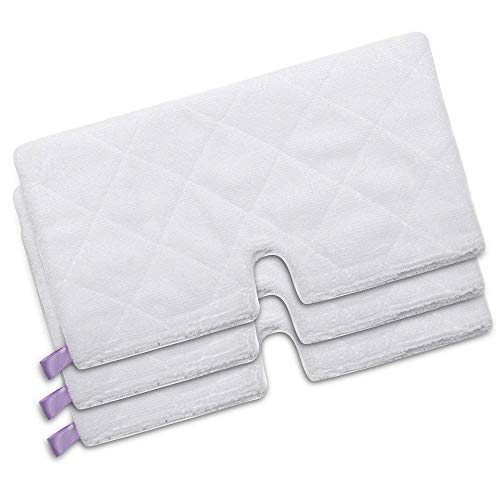 - eoocvt 3Pcs Replacement Cleaning Microfiber Pads for Shark Pocket Steam Mop S3550 S3501 S3601 S3901