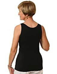 Wear ease slimmer compression camisole style 910