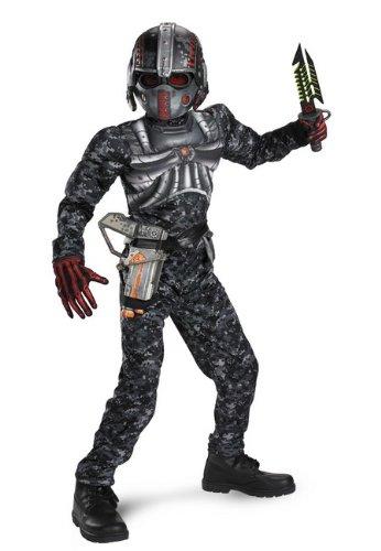 Recon Commando Costumes (Operation Rapid Recon Commando Costume - Child Army Costume - Small (4-6))
