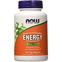 Now Energy Dietary Supplement, 90 Capsules