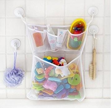 para cuarto de baño y bañera,organizador de juguetes,bolsa ...