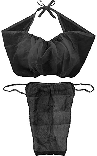 Disposable Underwear for Spray Tanning | Lot of 25 - Disposable Tanning Supplies Wholesale | Spray Tan Accessories For Airbrush Tanning In Salons