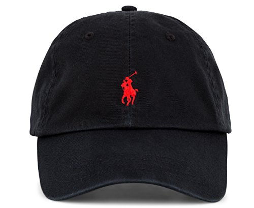 Polo Ralph Lauren Sports Pony Logo Hat Cap (One size, RL - Polo And Lauren Ralph