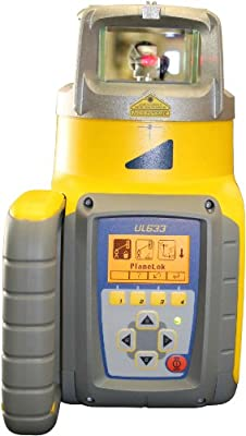 Spectra Precision UL633-14 Universal Laser, Yellow