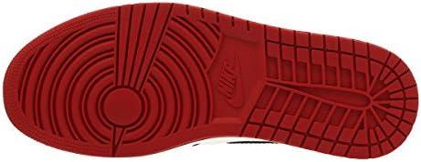 AIR JORDAN 1 RETRO HIGH OG GYM RED/BLACK/SUMMIT WHITE 【BRED TOE】【つま赤】【25.0cm~28.5cm】 [並行輸入品]