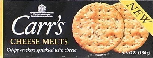 Cracker Cheese Melts 5.3 OZ (Pack Of 12)