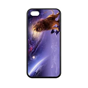 Custom Case for iphone 5C Mystic Zone Custom Lion King Case by mcsharks