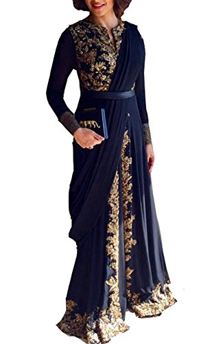 beautiul emmani Homecoming Party lang Damen Kleid Kleid Kleid Kleid Chiffon Brautjungfer 5TTZOwq