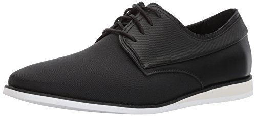 - Calvin Klein Men's Kellen Nylon Oxford, Black, 10.5 M US