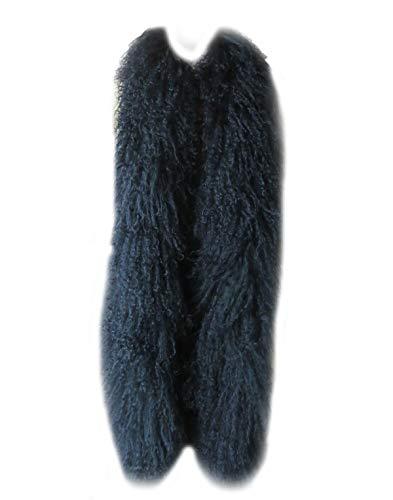 Real Mongolian Lamb Fur...