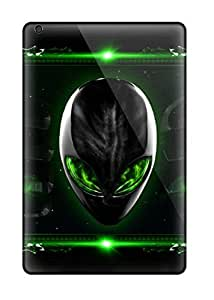 High Quality Shock Absorbing Cases For Ipad Mini-alienware Green