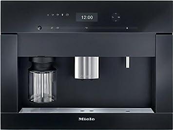 Miele-Máquina de Caffe empotrada CVA 6401 OBSW negro acabado Ossidiana 60 cm