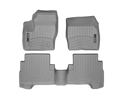 Weathertech DigitalFit – 46459-1-2 – First and Second Row Set – Fits 2013-2017 Ford Escape