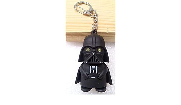 Llavero Darth Vader, LED luz y sonido: Amazon.es: Iluminación