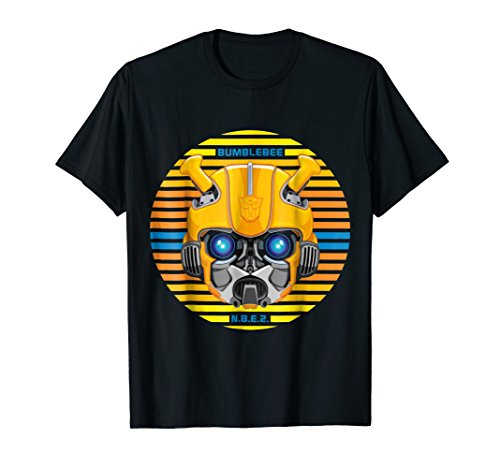 Transformers Bumblebee Movie Face T-Shirt