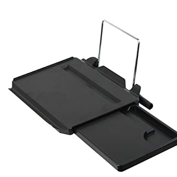 Nueva tercera generación portátil multifunción para ordenador portátil con bandeja de mesa para portavasos coche bandejas