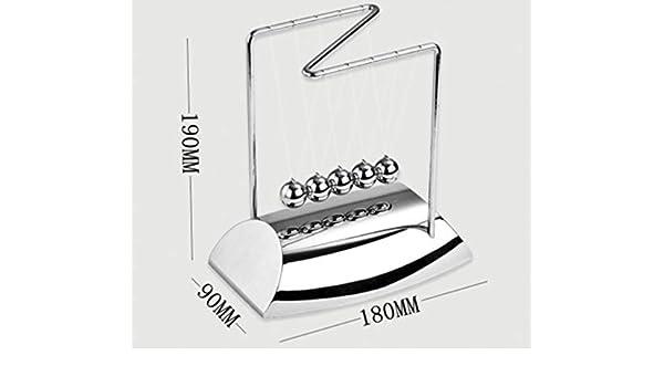 GUANGHUIO Bola de péndulo Simple Moderna levitación magnética ...