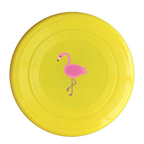 YYHU - Plastic Pink Flamingos Frisbee Disk/disc - - Miami Bunbury