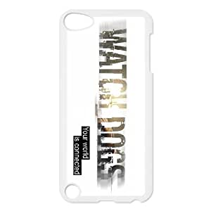 games Watch Dogs Game Logo iPod Touch 5 Case White 91INA91268761