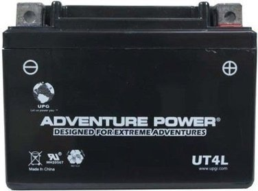 UT4L - 12v 4Ah Rechargeable BATTERY 49cc 50cc 60cc 80cc Moped Scooter