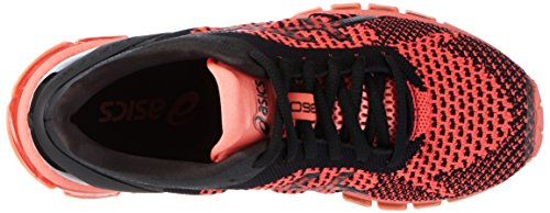 Peach 360 Shoes Gel Black Asics Training Quantum Blue Women's Onyx Knit qxOw68p