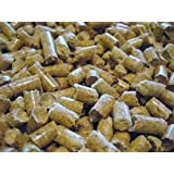 Pine Pellet Bedding, 1.5 lbs (one and a half pounds) Sample Pack, All Natural, Great For All Your Large or Small Animal Bedding Needs, Earth Friendly, Dust Free, BULK.