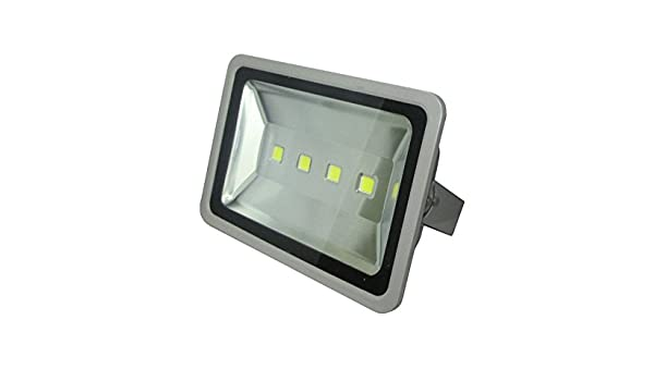 Foco proyector LED 400w luz fría blanca alta luminosidad y bajo ...