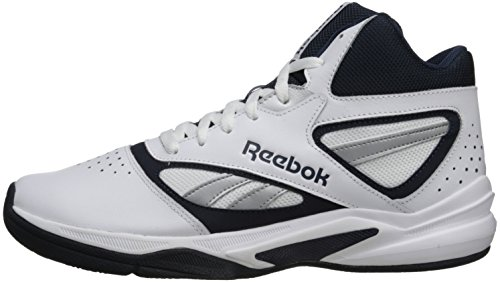 Reebok Men's Pro Heritage 1 Basketball Shoe,WhiteReebok