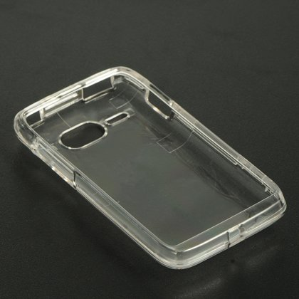 - Dream Wireless CAKYC5133CL Slim and Stylish Design Case for Kyocera Event C5133 - Retail Packaging - Clear