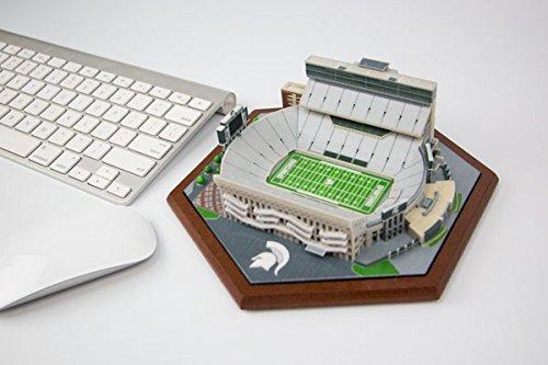 NCAA Michigan State Spartan Stadium - 2016 by ZVerse
