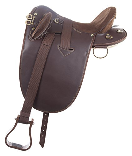 """UPC 614354012307, The Synthetic Trailmaster Brown No Horn 19"""" Medium"""