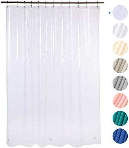 Amazer Resistant Bathroom Curtains Rustproof product image