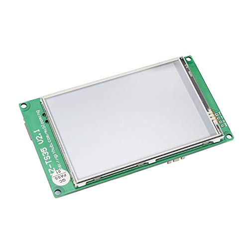 Zamtac JZ-TS35 3.5inch Full Color Touchscreen Display Board for Ramps&MKS GEN L 3D Printer ND998 - (Color: Green) by GIMAX (Image #1)