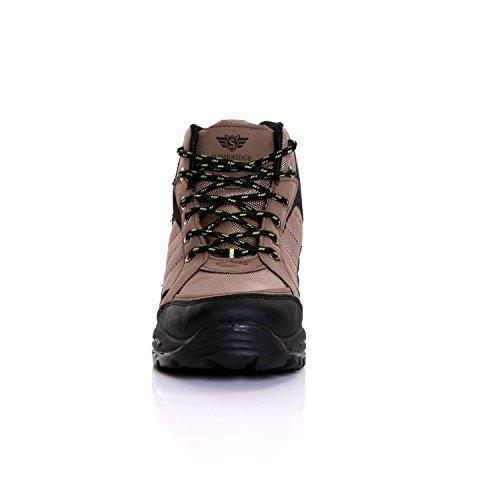 Slimbridge Merrick Botas de trekking para hombre, Marrón 45
