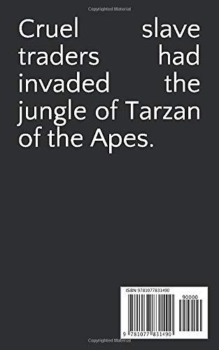 Tarzan, Lord of the Jungle: Amazon.es: Edgar Rice Burroughs ...