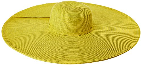 20893d5c2405c3 San Diego Hat Company Women's Ultrabraid Extra Large Brim Floppy Hat with  SPF Protection Citron One Size (B0059AHK4A) | Amazon price tracker /  tracking, ...